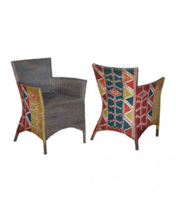 Guildmaster - Pair of Rattan Peel Chair - 693509P
