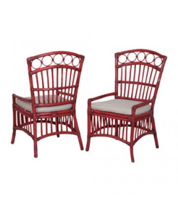 Guildmaster - Pair of Island Cottage Dining Chair - 693510P