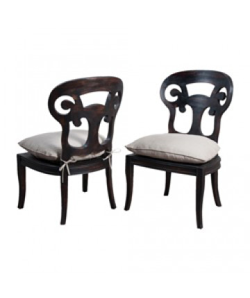 Guildmaster - Pair of Verona Side Chair - 694015P