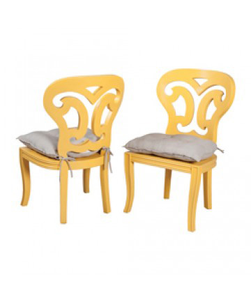 Guildmaster - Pair of Artifacts Side Chair - 694016P