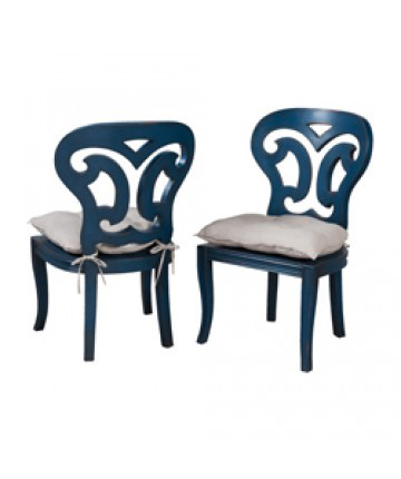 Guildmaster - Pair of Artifacts Side Chair - 694017P