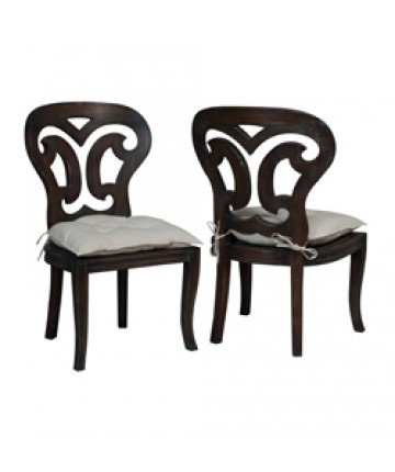 Guildmaster - Pair of Artifacts Side Chair - 694508P