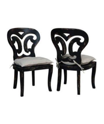 Guildmaster - Pair of Artifacts Side Chair - 694509P