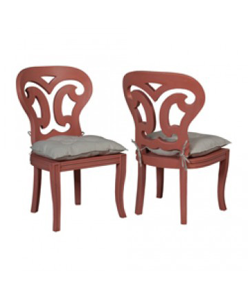 Guildmaster - Pair of Artifacts Side Chair - 694510P
