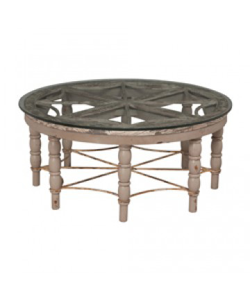 Guildmaster - Artifacts Round Cocktail Table - 710501