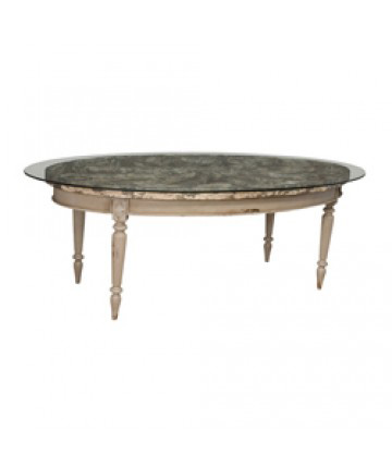 Guildmaster - Artifacts Oval Dining Table - 710525