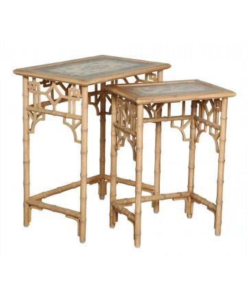 Guildmaster - Global Bamboo Nesting Tables - 712019S