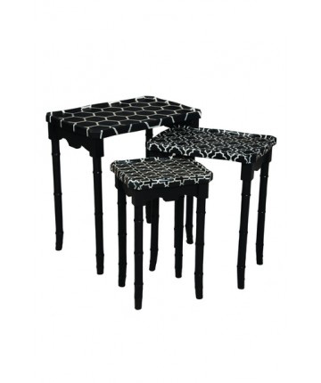 Guildmaster - Bamboo Nesting Tables - 712501S