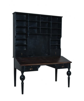 Image of Heritage Desk with Shelves