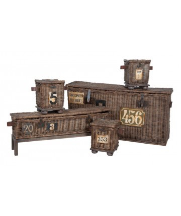 Guildmaster - Woven Basket Trunks - 713003S