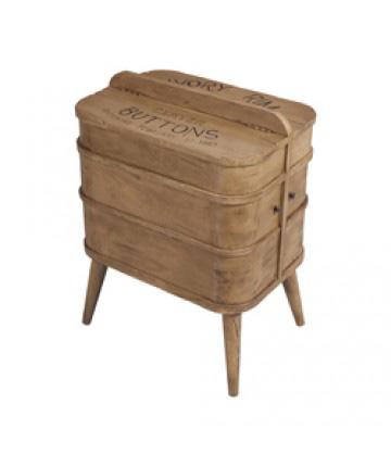 Guildmaster - Seamstress Box Accent Table - 713011
