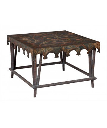 Guildmaster - Reclaimed Tin Cocktail Table - 713039
