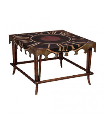Guildmaster - Reclaimed Tin Cocktail Table - 713503