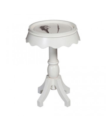 Guildmaster - Seahorse Botanical Accent Table - 714023