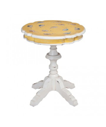 Guildmaster - Portuguese Tile Accent Table - 714025