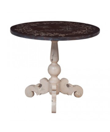 Guildmaster - Birds And Branches Accent Table - 714068