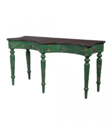 Guildmaster - European Farmhouse Camelback Desk - 714071