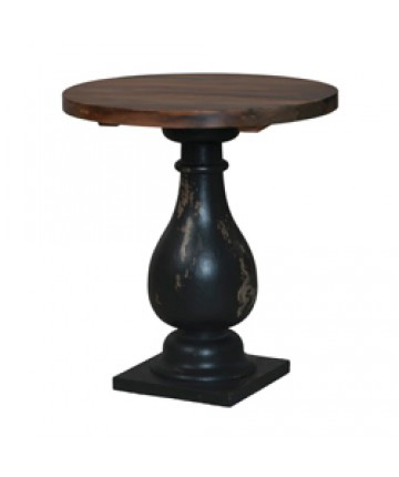 Guildmaster - Woodlands Pedestal Side Table - 714564