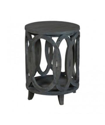 Guildmaster - Interlocking Circles Accent Table - 714574