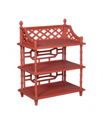 Image of Manor Spindle Shelf