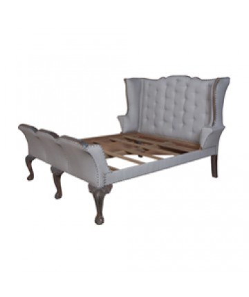 Guildmaster - Heritage Sleigh Bed - 953503