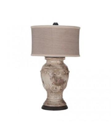 Guildmaster - Terra Cotta Lamp IX - 355035