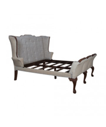 Guildmaster - Jefferson King Sleigh Bed - 954502K