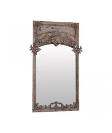 Guildmaster - Carved Trumeau Mirror - 105001