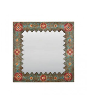 Guildmaster - Painted Tin Mirror - 105020