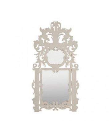 Guildmaster - Grain De Bois Acanthus Mirror - 105025