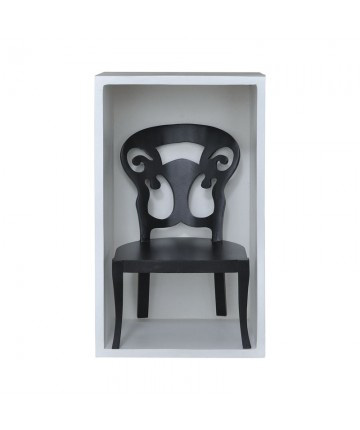 Guildmaster - Artifacts Chair Shadow Box - 2915507