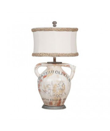 Guildmaster - Terra Cotta Lamp III - 355017