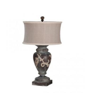 Guildmaster - Turned Urn Lamp - 355032