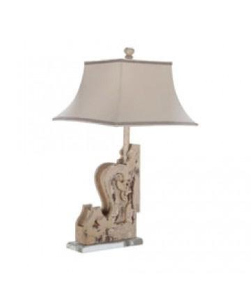 Guildmaster - Carved Corbel Lamp I - 355033