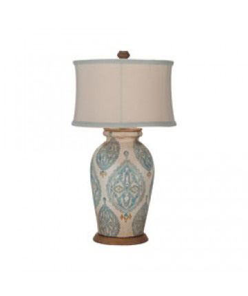 Guildmaster - Terra Cotta Lamp VII - 355037-1