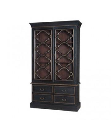Guildmaster - Grain De Bois Display Cabinet - 605021