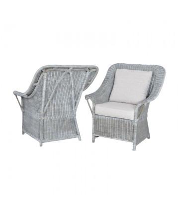 Guildmaster - Retreat Rattan Chair - Pair - 6515511P