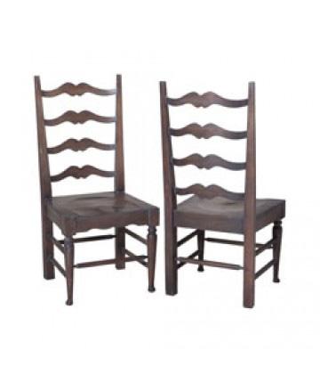 Guildmaster - Farmhouse Ladderback Side Chair - 695003P