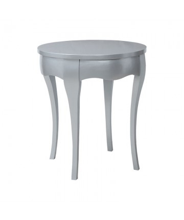 Guildmaster - Silver Manor Accent Table - 7115523