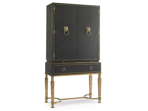 Chaddock - Prince Bar Cabinet - 1285-49