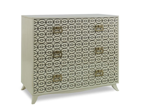 Chaddock - Steela Hall Chest With Drawers - 1328-59
