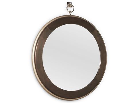 Chaddock - Regent Round Mirror - 1355-04