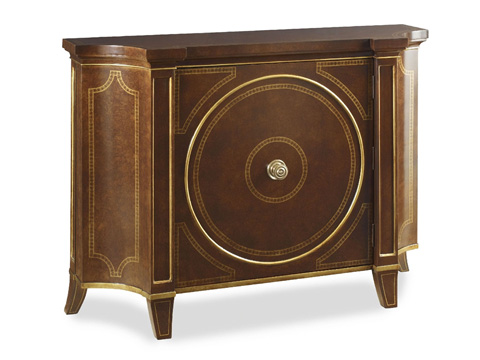 Chaddock - Directoire Hall Commode with Wood Top - 6548-58