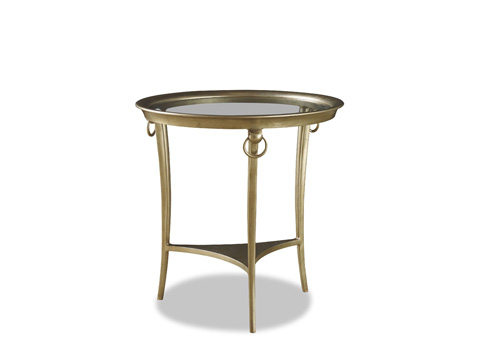 Chaddock - Royale Round End Table - 930-43