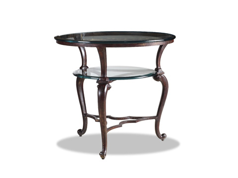 Chaddock - Bombe End Table - A277-42