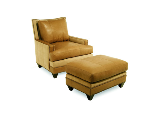 Chaddock - Leather Catalina Chair - L-0285-1