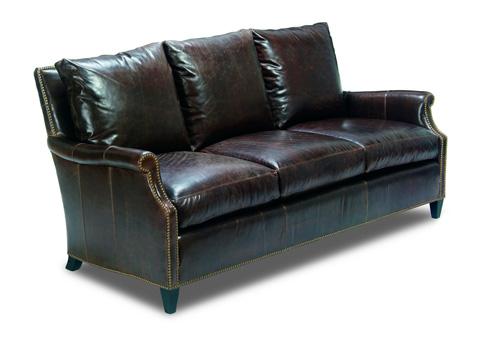 Chaddock - Leather Chartwell Sofa - L-0402-3