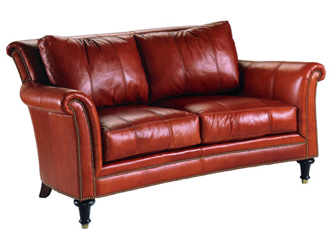 Chaddock - Leather Surrey Loveseat - L-9927-2