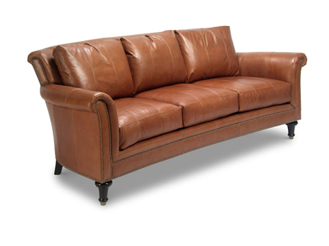 Chaddock - Leather Surrey Sofa - L-9927-3