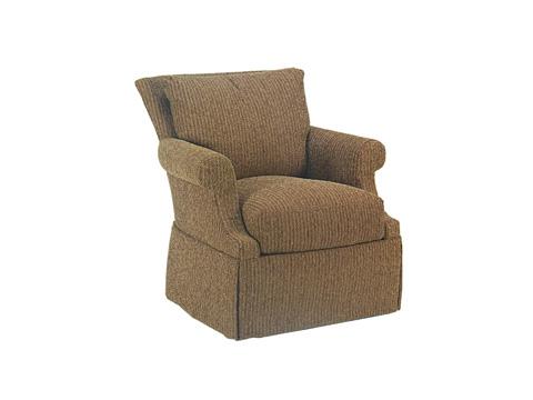 Chaddock - Cooper Swivel Chair - U0030-1
